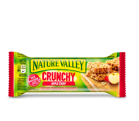 nature valley apple