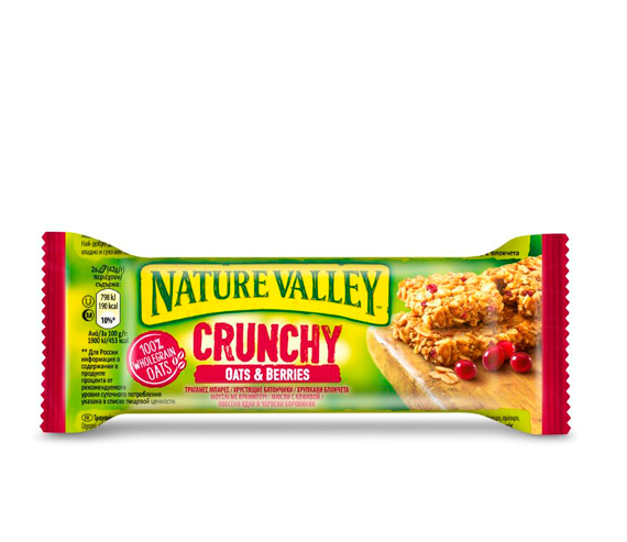 nature valley oats berries