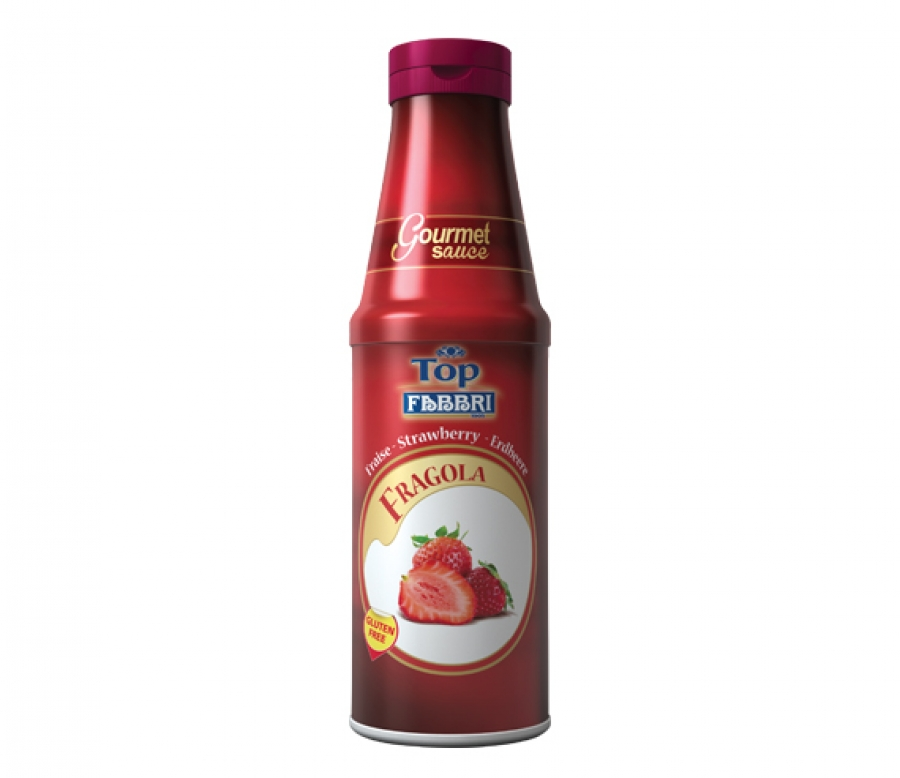 Gourmet Sauce Strawberry